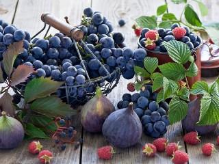 Собирать пазл Figs and other онлайн