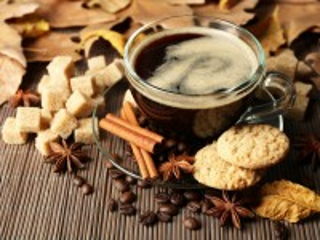 Собирать пазл Coffee with biscuits онлайн