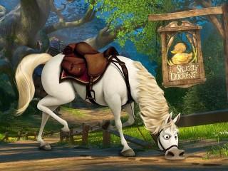 Собирать пазл Maximus The Horse онлайн