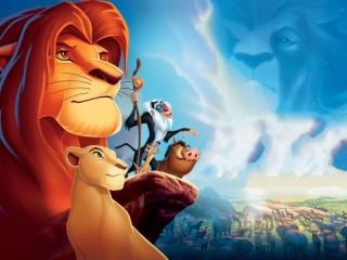 Собирать пазл The lion king онлайн