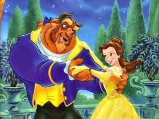 Собирать пазл Beauty and the Beast онлайн