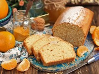 Собирать пазл Tangerine cupcake онлайн