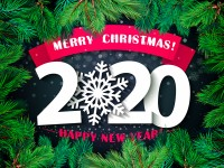 Собирать пазл New year 2020 онлайн