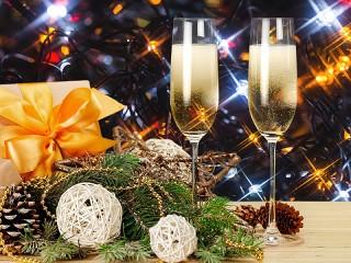 Собирать пазл Christmas romance онлайн