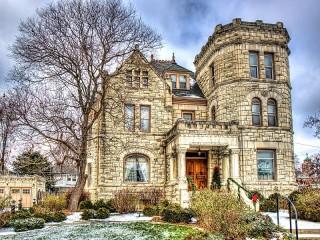 Собирать пазл Mansion онлайн