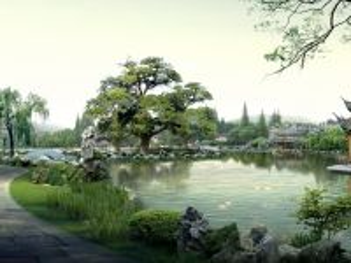 Собирать пазл Lake Japan онлайн