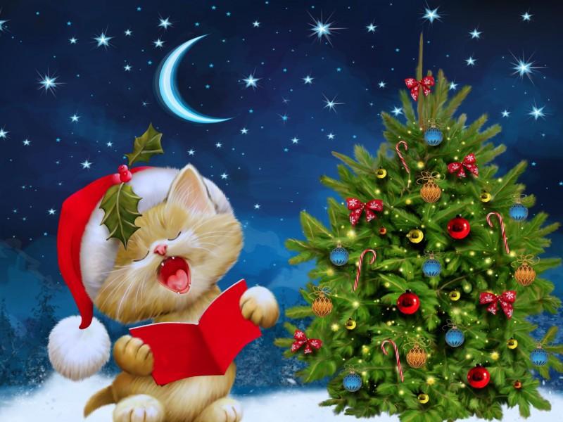 Puzzle Recueillir des puzzles en ligne - Christmas carol