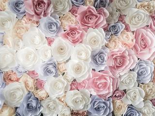 Собирать пазл Roses онлайн