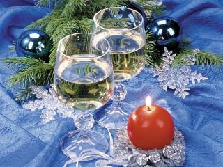 Собирать пазл Happy New year онлайн