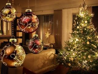 Собирать пазл Decorations онлайн