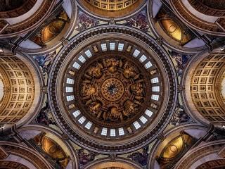 Собирать пазл St. Paul's Cathedral онлайн