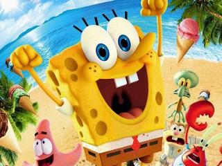 Собирать пазл Sponge онлайн