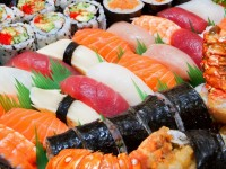 Собирать пазл Sushi онлайн