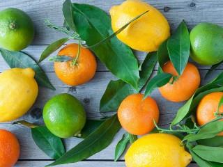Собирать пазл Citrus онлайн