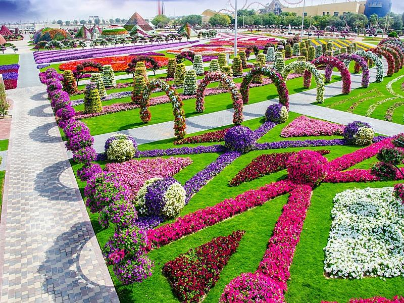 Puzzle Recueillir des puzzles en ligne - Dubai park