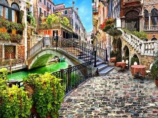 Собирать пазл Venice, Italy онлайн