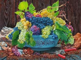 Собирать пазл Grape онлайн