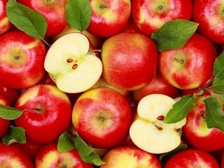 Собирать пазл Apples онлайн