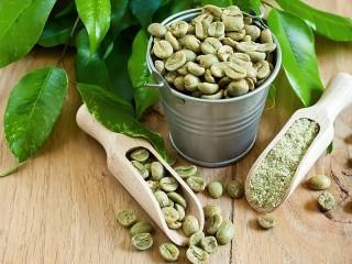 Собирать пазл Green coffee онлайн