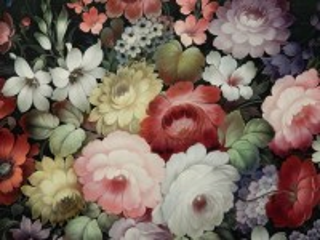 Собирать пазл Zhostovo painting онлайн